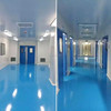 AHU technology biological and pharmaceutical purifying air shower clean room