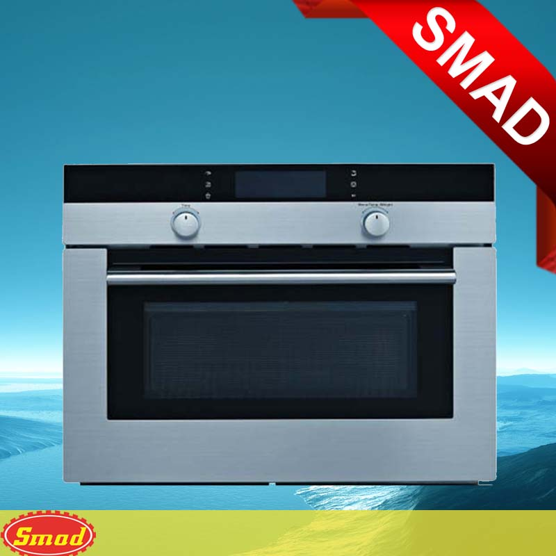 Made in China 34L Wall mount high power 2000w Built in commercial microwave oven with CE ROHS CERT
