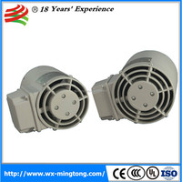 DC Electric Current Axial Flow Fan