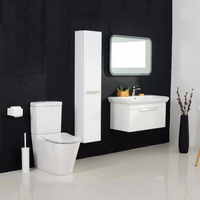 Factory Direct Modern European Style Bathroom