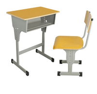 Wholesale Cheap School Furniture School Desk And Chair Ser For Students