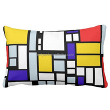 New design rectangle snuggle cushion cover pillow cover outdoor