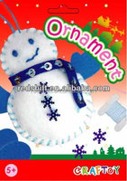 Arts & crafts kit Sewing Christmas ornament kit
