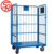 foldable movable nestable metal warehouse logistic roll cage suppliers