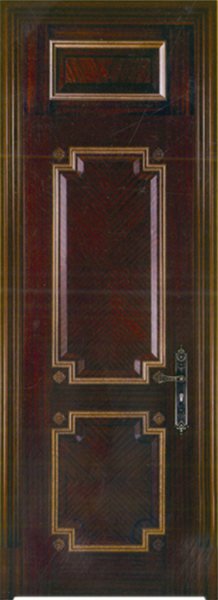 order from china good direct pvc doors wooden flash doors design