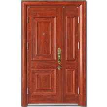 HS-1865 exterior metal insulated extranvant main entrance american steel doors