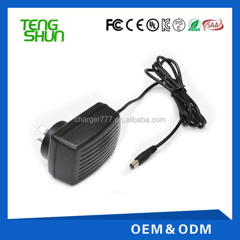 8.4v 1a 1.5a 2a power supply adapter charger li-ion battery