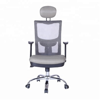 Summer hot selling breathable and cool mesh chair adjustable recliner office chair