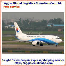 Cheap Air Freight from China to USA, Canada for bedroom furniture mdf wardrobe
