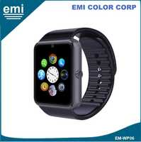 Bluetooth Smart Watch Wrist Watch with SIM Card Anti-lost Remote Camera for Android Smart Phone