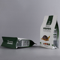 Eight Side Seal Customized Plastic Bag