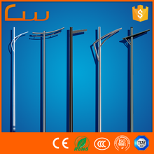 High quality pole of residential street light price