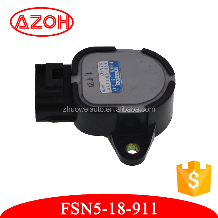 DENSO Throttle Position Sensor TPS sensor for Mazda FSN5-18-911 198500-1150 Made in Japan