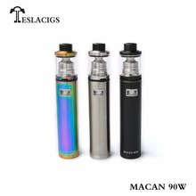 Affordable beginner kit H8 Tank 2ml by Teslacigs Macan 90W Starter Kit
