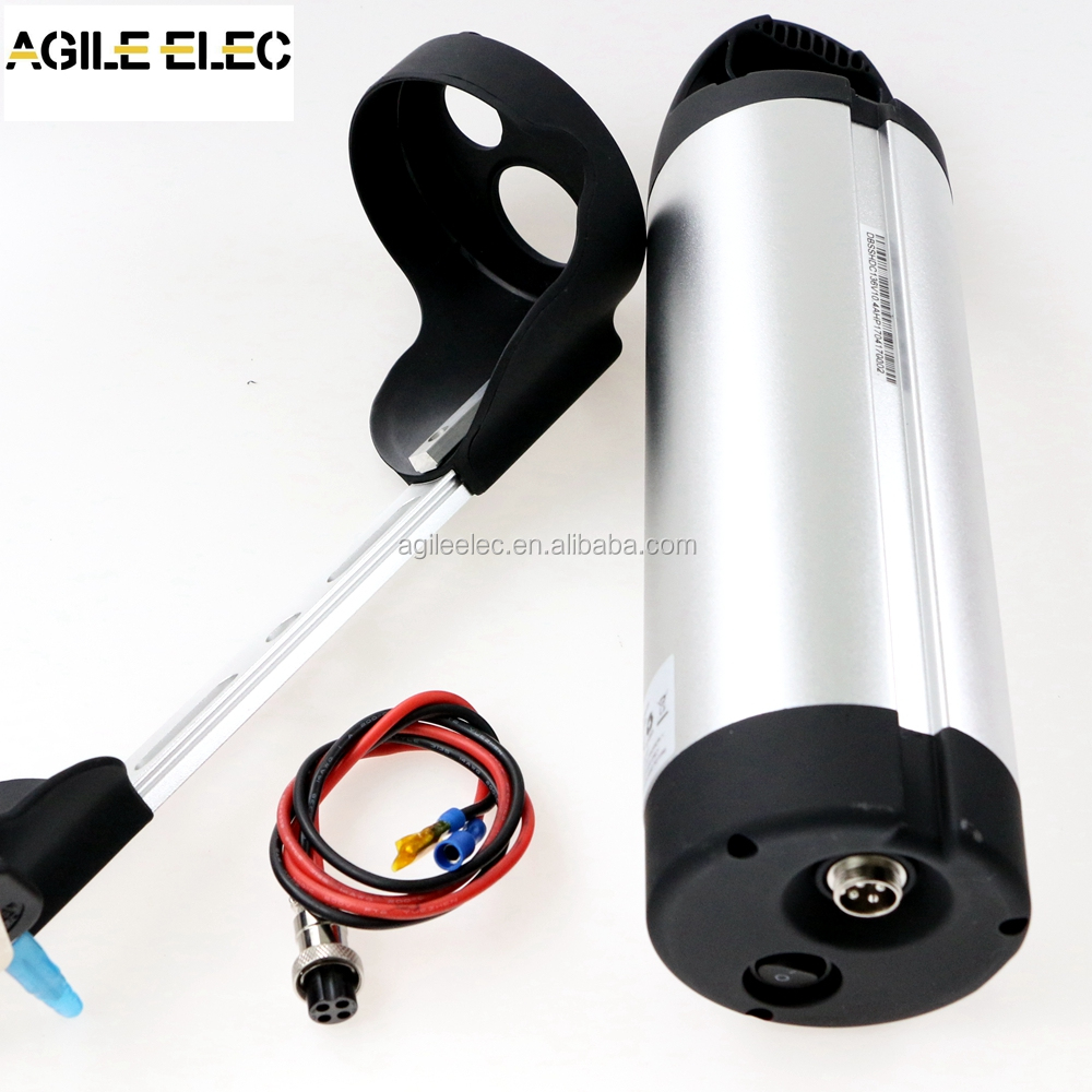 Agile Electric Bike Water Bottle Type lithium ion battery From China
