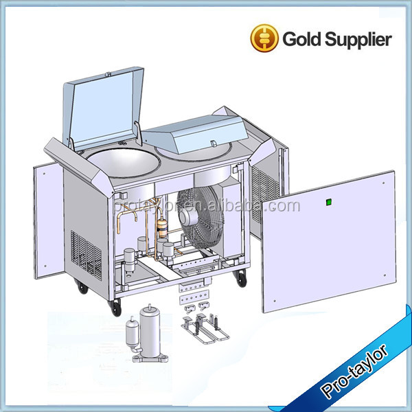 Pro taylor ice cream machine for making roll ice cream view pro pro taylor ice cream machine for making roll ice cream ccuart Image collections