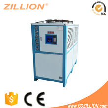 Zillion 25HP Air-cooled Chiller 220V 380V 415V 67500Kcal/Hr heat absorption machine no cooling tower