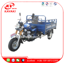2017 New Model 150CC Chinese 3 Wheel Tuk Tuk Motorcycle 3 Wheel Cargo Tricycle