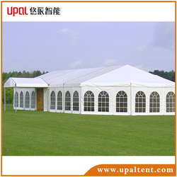 Large outdoor polyester textiles shade waterproof racing tent for sale