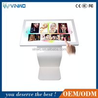 WIFI Network 47'' Interactive Standing LCD China Media Player