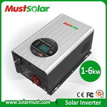 MUST PV3000 4000 Watt Solar PV Inverter with MPPT Charge Controller for Home Solar System