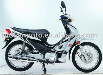 4-stroke air-cooling 50cc/100cc/125cc EEC3 Cub motorcycle TKM125E-1