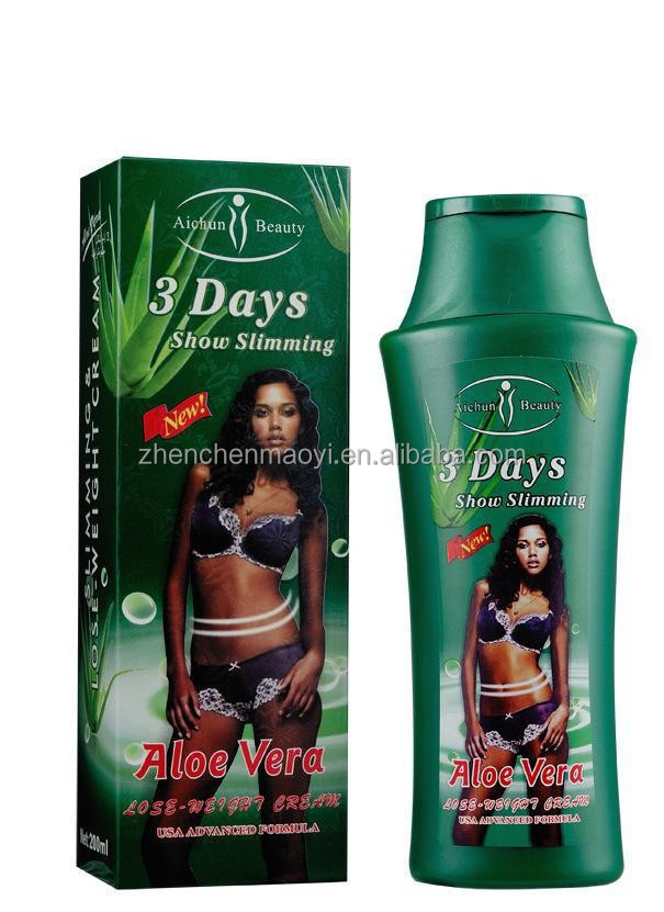 Beauty Aichun 3days Cellulite fat burn Gel Body Best weight loss cream