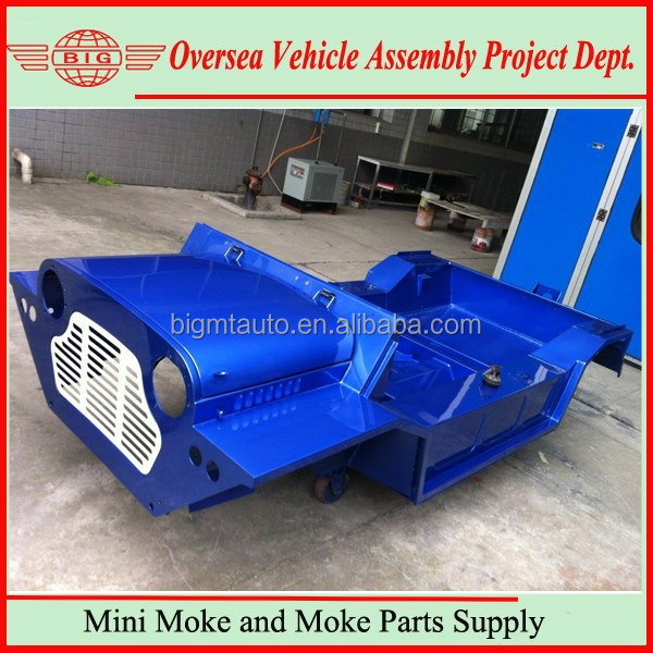 New Galvanized Classic Car Body Parts with New Classic Car Bodies
