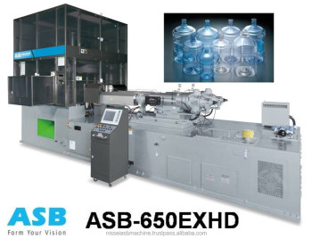 ASB - 650EXHD ISBM machine for PC bottle
