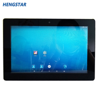 Android 4.4 / 5.1 tablet pc 10 inch wall mount android tablet poe