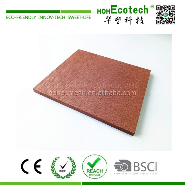 Wood plastic composite stair covering panel/steps board/wpc wider board