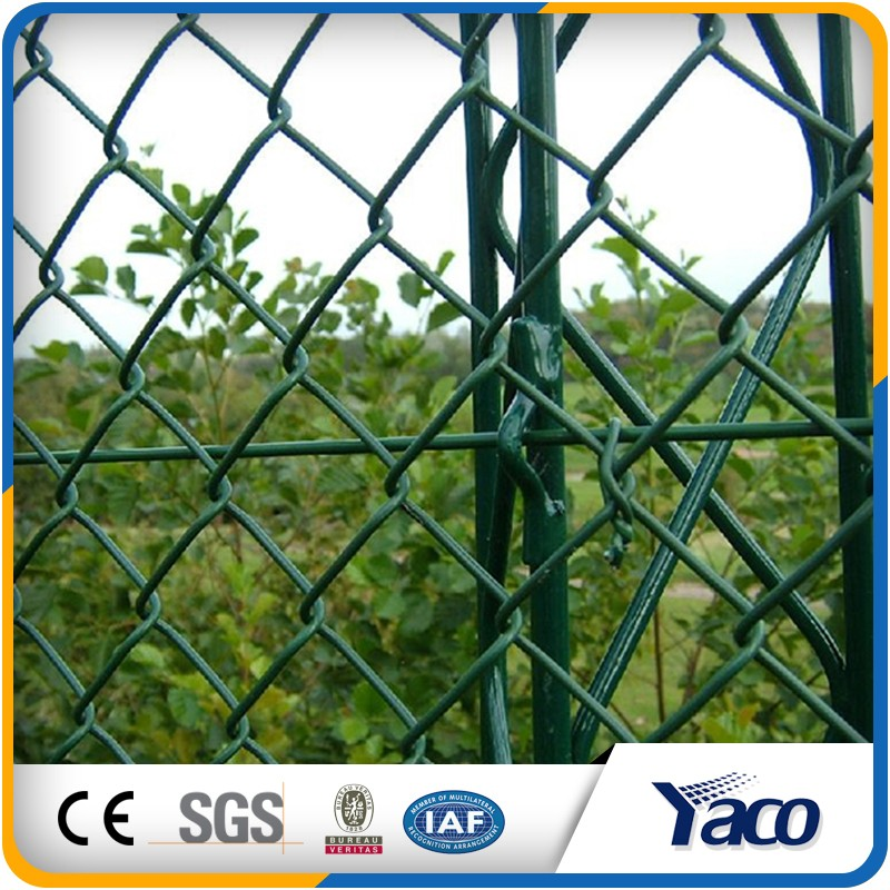 Long work life High Quality Zoo mesh Chain Link Fence