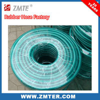 "1-1/4"" X 24ft.Plastic PVC Universal Fittings PVC compound garden water hose High Pressure Hose Reel"