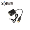 SIPU ethernet vga rca vga to ethernet converter vga to rca cable