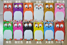 New arrival custom cheapest night owl for iphone 5 silicone case