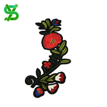 China wholesale design custom patches textile embroidery