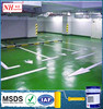 paint to paint cement floor car parking water-based epoxy floor paint