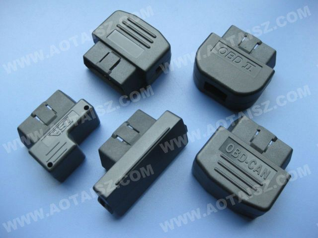 Manufacture OBD smart window closer case OBDII connector adapter hacer un cable vga a rca casero