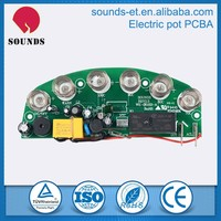 kettle electric pot PCBA, PCB Assembly, printed circuit board assembly