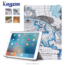 High quality leather cover case for Ipad mini 4 varied color