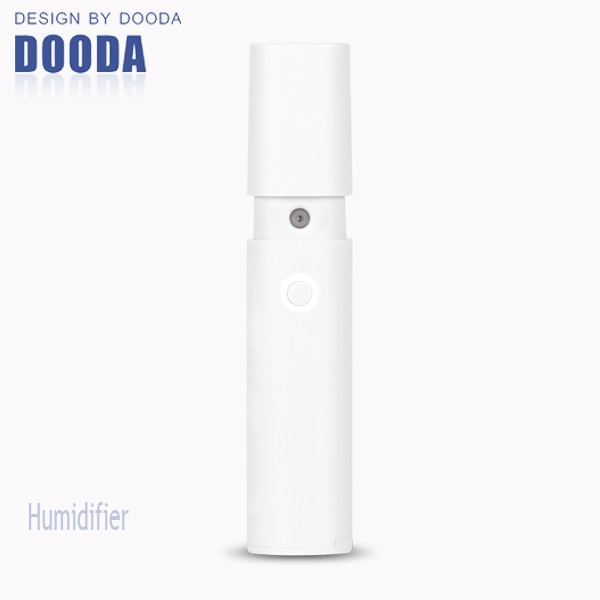 New Design Portable Battery Powered Mini Ultrasonic Nano Humidifier With Cold Mist For Facial