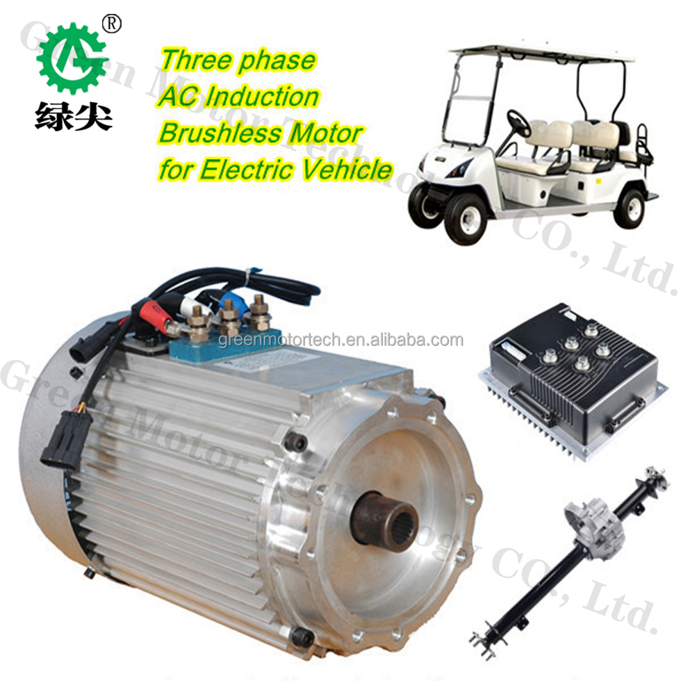 High Torque Engine Electric Drive System For 3 Wheel
