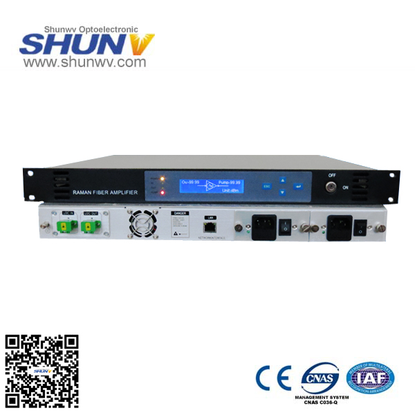 CATV Raman Fiber Optical Amplifier EDFA
