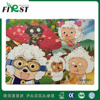 Factory Custom education jigsaw puzzle and 3 d puzzle for children
