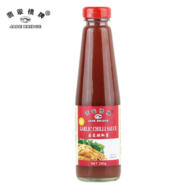 Chinese Best Quality Char Siu & Garlic Chilli Sauce 280g Manufacturer Price