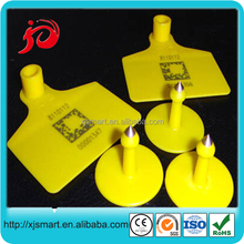 Top level long range rfid sticker tag for cow,small animals
