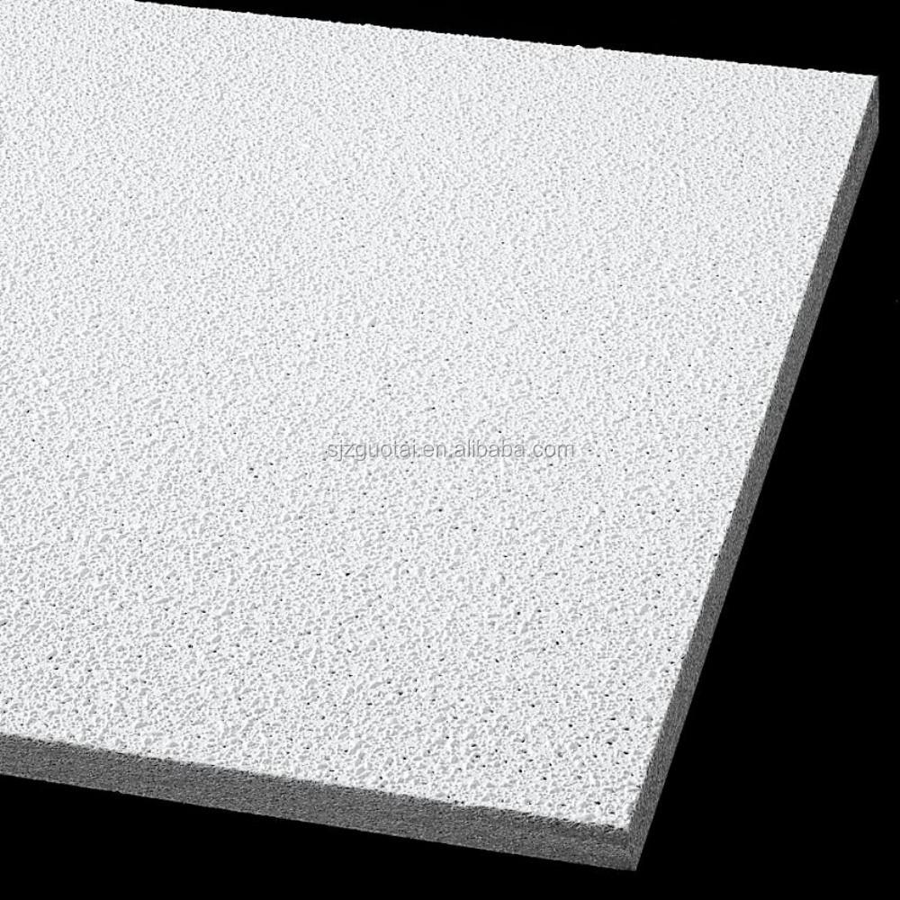 Good Designed Mineral Fiber Board Ceiling Tiles Hot Sale