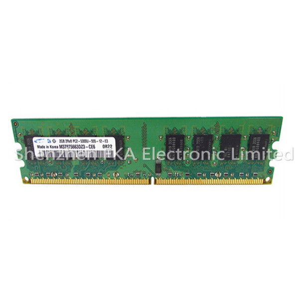 Hot Sale 2GB Desktop PC Memory M378T5663DZ3-CE6 PC2-5300 DDR2 667 DIMM For Samsung