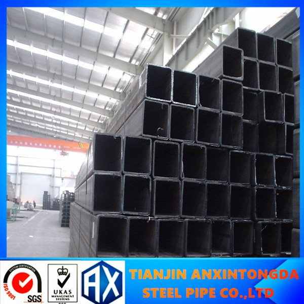 GB/T 3094 low carbon steel used drill pipe/en39 bs1139 scaffolding tube/small diameter square pipes