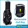 HELIX Light weight golf bag rain cover with rain cover